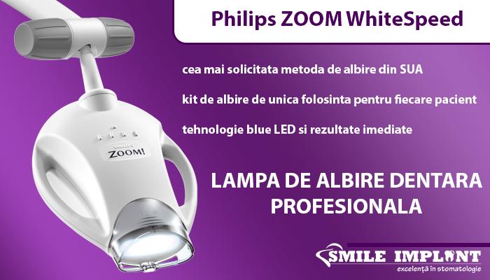 albire lampa zoom