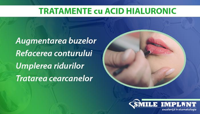 tratamente acid hialuronic