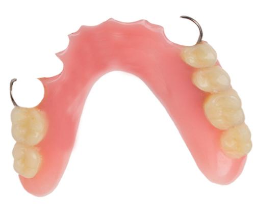 proteza dentara partiala acrilica